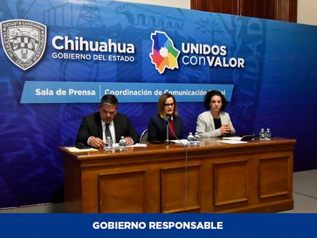 Se garantizará el acceso al trabajo digno y justicia de calidad para las y los chihuahuenses: STPS
