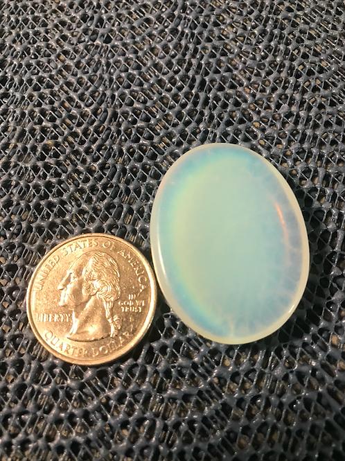 Opalite Worry Stone