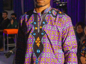 A Gentlemans Guide To African Print.
