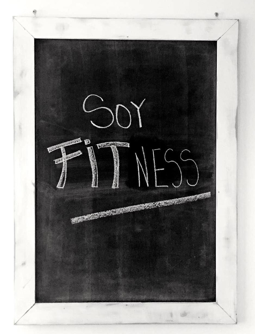 Soy Fitness
