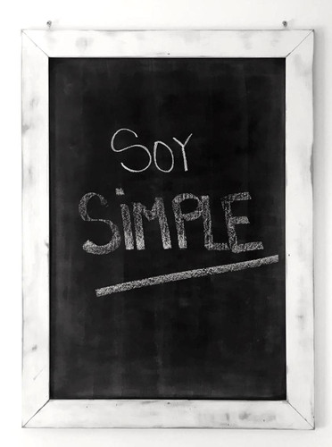 Soy Simple