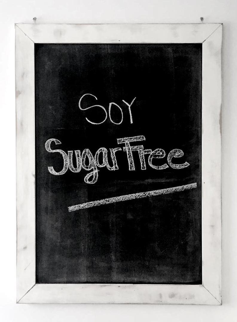 Soy Sugar Free