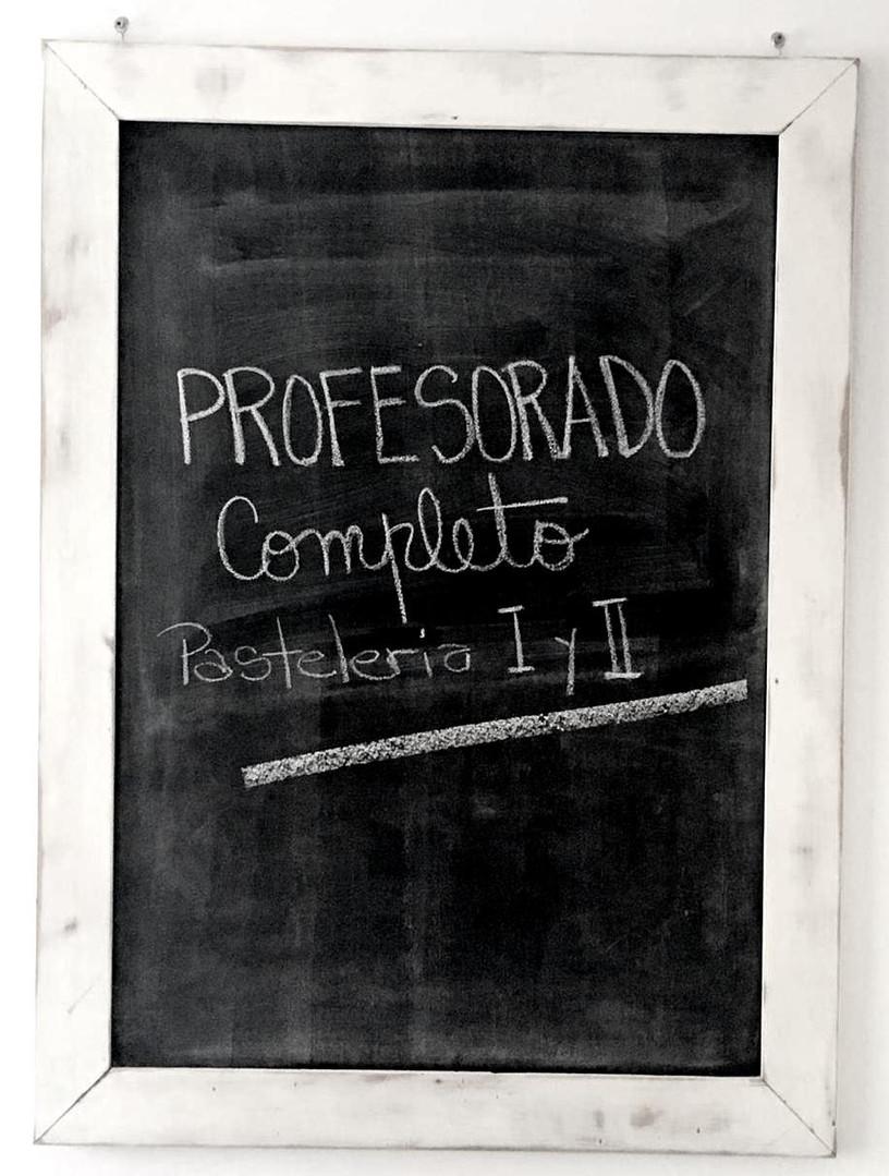 Profesorado Completo