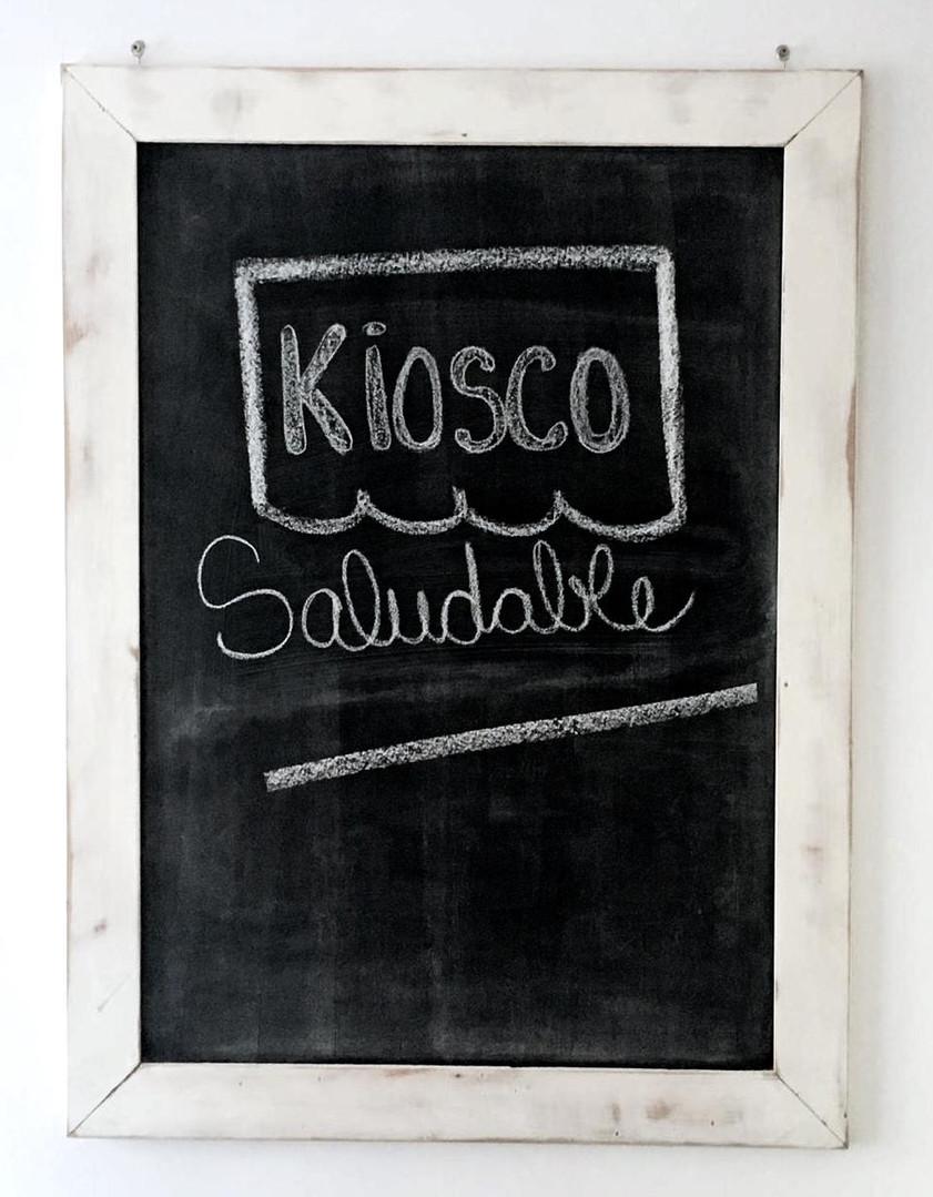 Kiosco Saludable