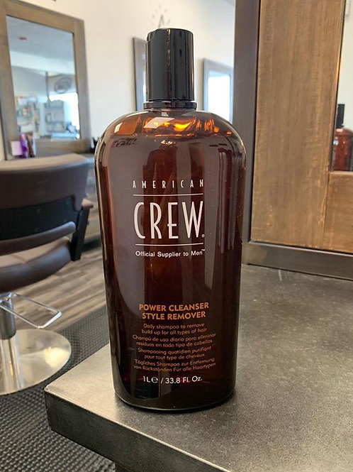 Crew Power Cleanser Style Remover 33.8 oz