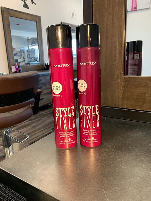 MATRIX STYLE FIXER HAIRSPRAY 10.2 OZ