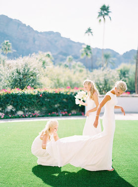 Paradise Valley, AZ Wedding Photographer