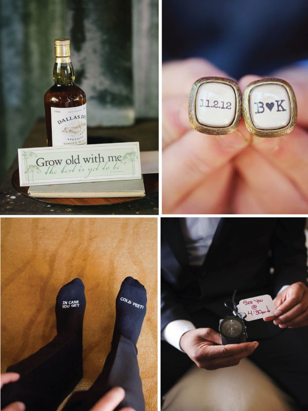 Groom Gift Ideas