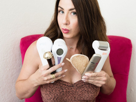 Alicia's Favorite Skincare Devices, How They Work and What They do to Benefit the Skin