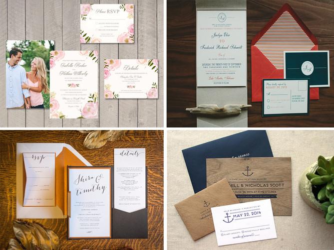 Top Etsy Wedding Invitation Shops