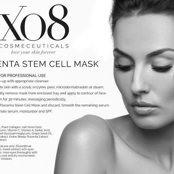 X08 Placenta Stem Cell Mask
