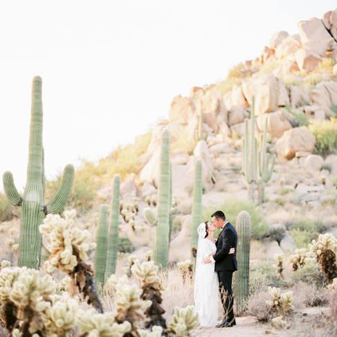 Four Seasons Resort Scottsdale,  Fountain Terrace Wedding