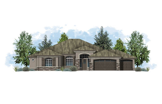 Carrington Homes - Plan 2788