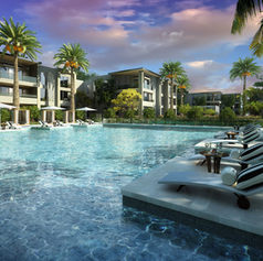 Villa Clubhouse Pool