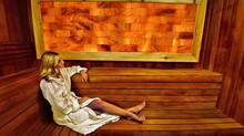 Spa Anjali now offering new Himalayan Crystal Salt Sauna