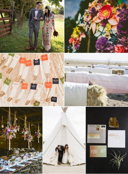 Festival Wedding Theme