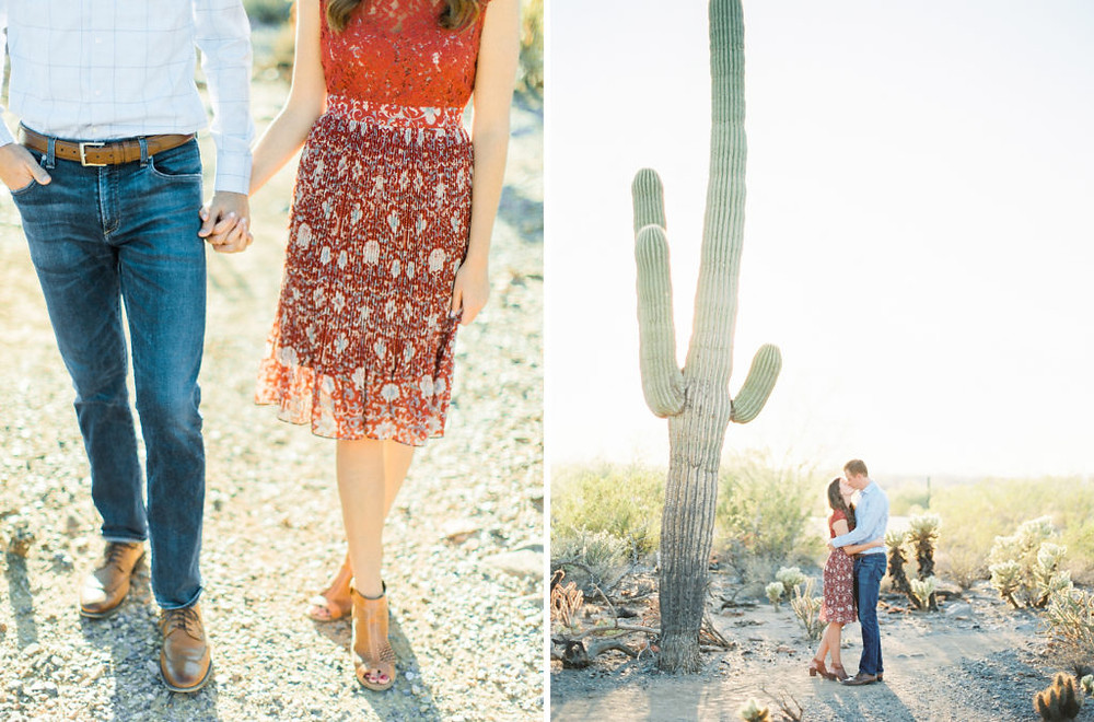 Scottsdale Engagement Photographer | Elyse Hall