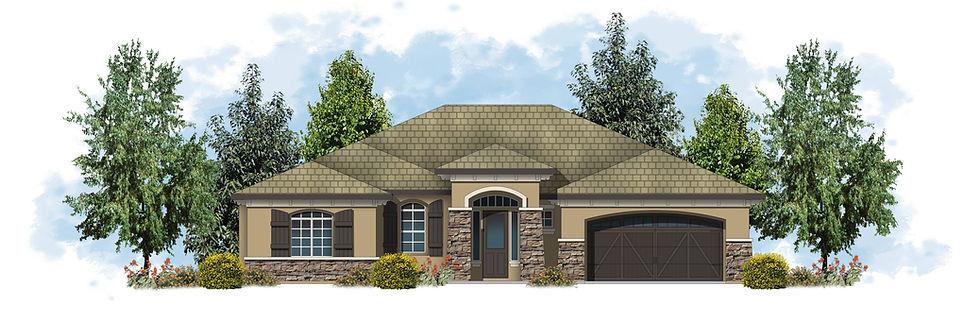 Carrington Homes - Plan 2019