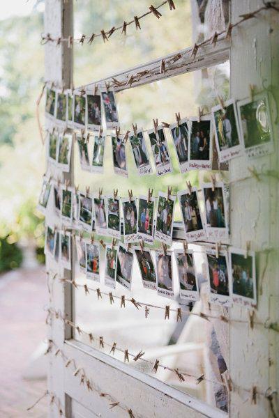 DIY Polaroid Photobooth
