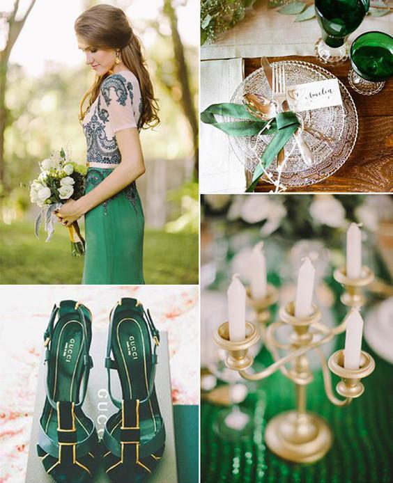 Color Trend: Emerald