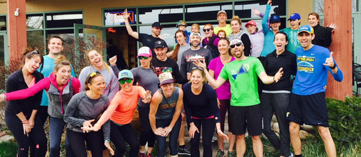 Come join the Vail Valley Running Club!