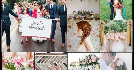 Top 5 Instagram Wedding Inspiration Accounts to Follow