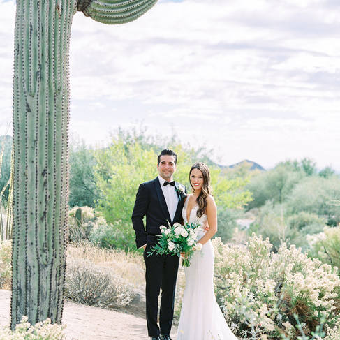 Four Seasons Resort Scottsdale, Ironwood Lawn Wedding