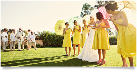 Tips for a Summer Wedding