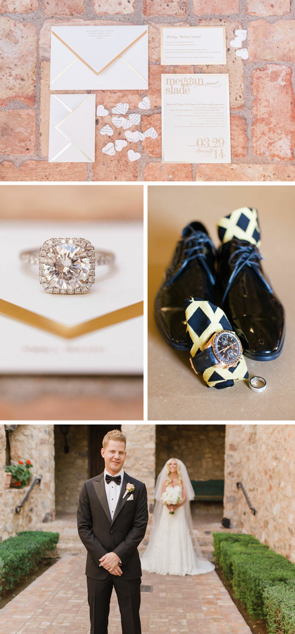 Real Wedding: Meggan & Slade