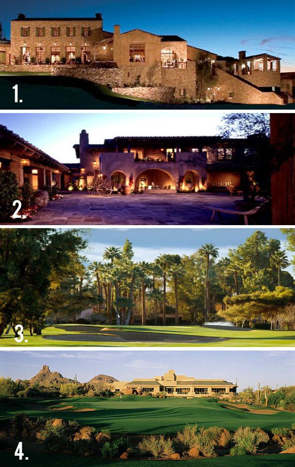 Amy's Picks: Golf Courses