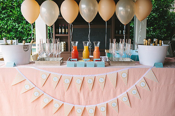how to throw a quick bridal shower amy mancuso arizona wedding planner phoenix scottsdale sedona