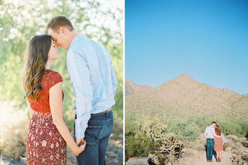 Arizona Engagement Photographer | Elyse Hall