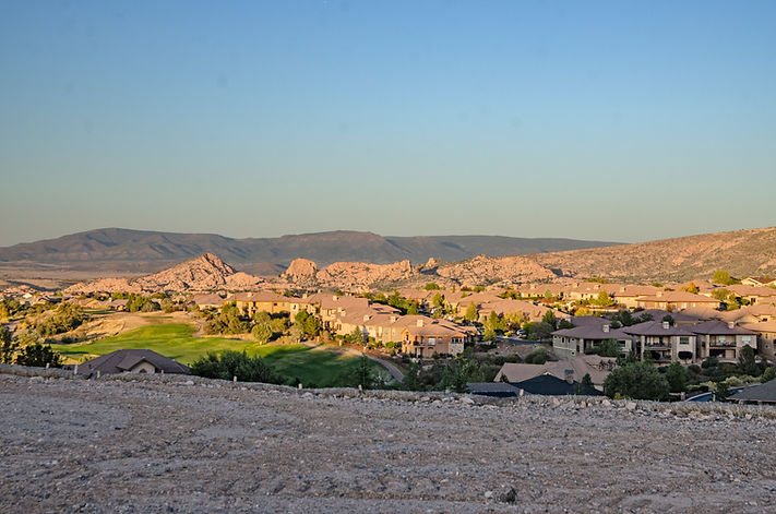 Sterling Ridge in Prescott, AZ | Carrington Homes