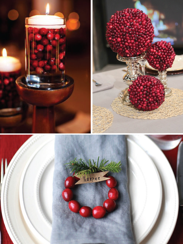 Cranberry Holiday Details