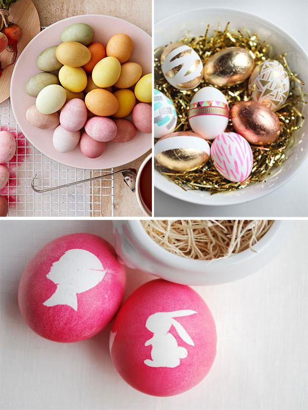 DIY: Easter Egg Decorating Techniques