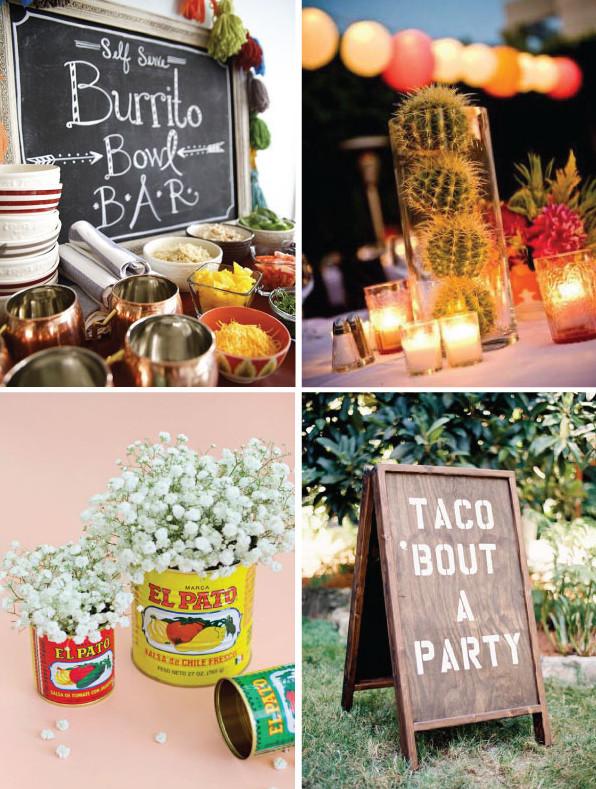 Easy Cinco de May Decorations