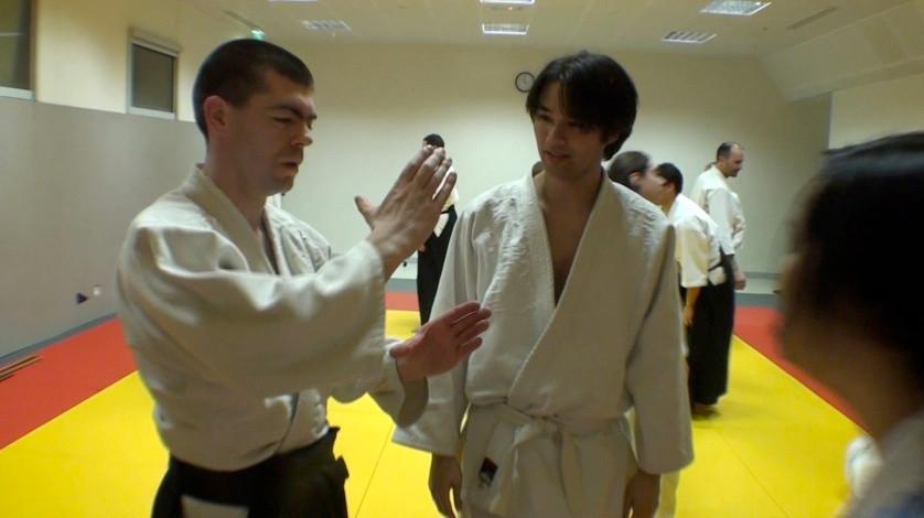 Cours aïkido traditionnel paris 13e