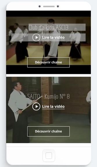 Vidéos pour pratiquer chez soi