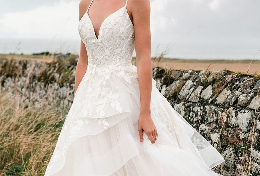 Allure Bridals - 9721