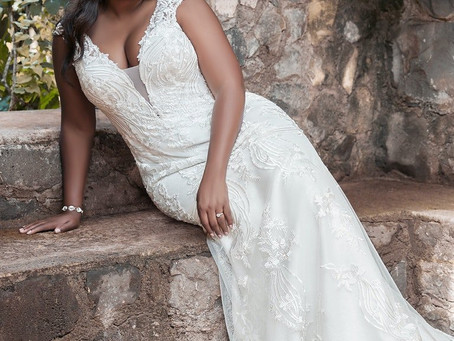 Tips When Shopping for a Plus-Sized Wedding Dress