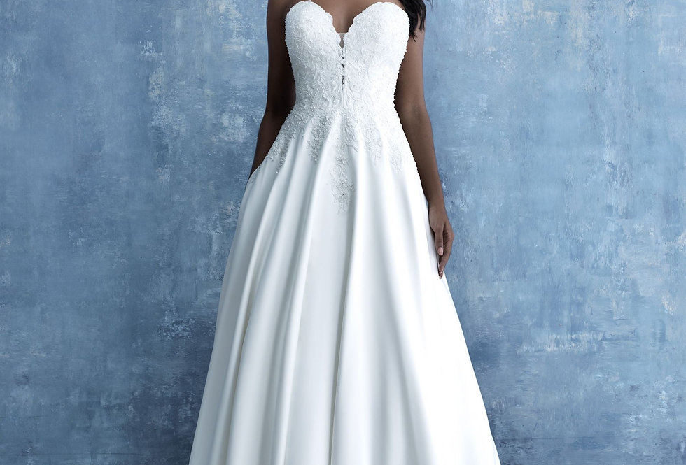 Allure Bridals - 9713
