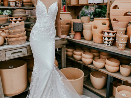 Trumpet vs. Mermaid Wedding Dresses – What's the Difference?