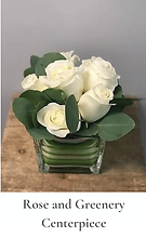 Rose centerpiece packages