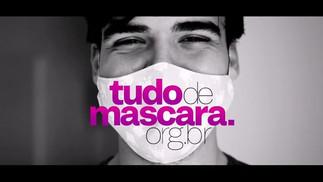 Tudo de Máscara - ONG