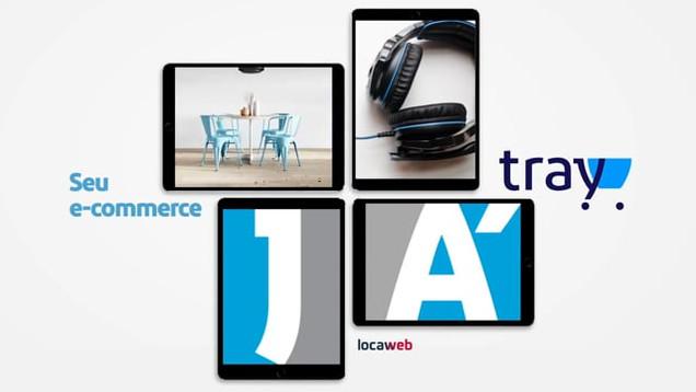 Locaweb - Campanha Tray