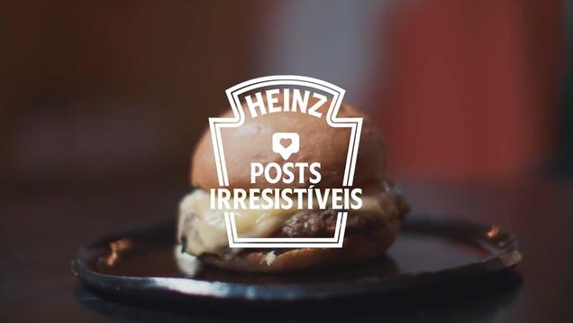 Heinz - Posts Irresistíveis