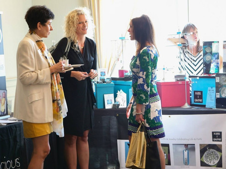 How to make the most of networking at an Expo