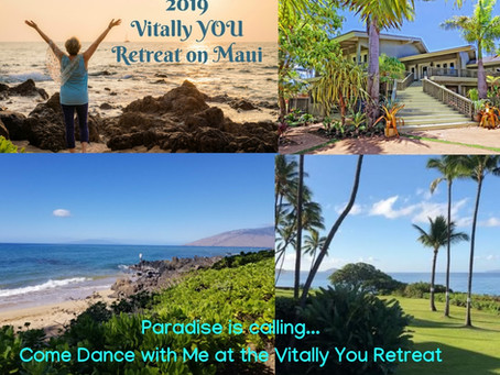 "Dancing in Paradise: Saying ""Yes"" to What I Really Want"