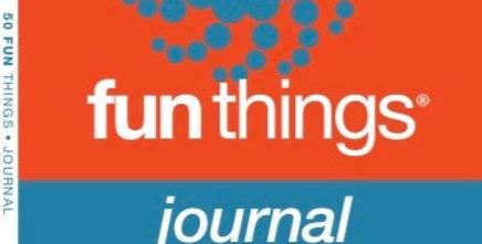 50 Fun Things Journal