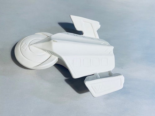 Space Ship Figurine